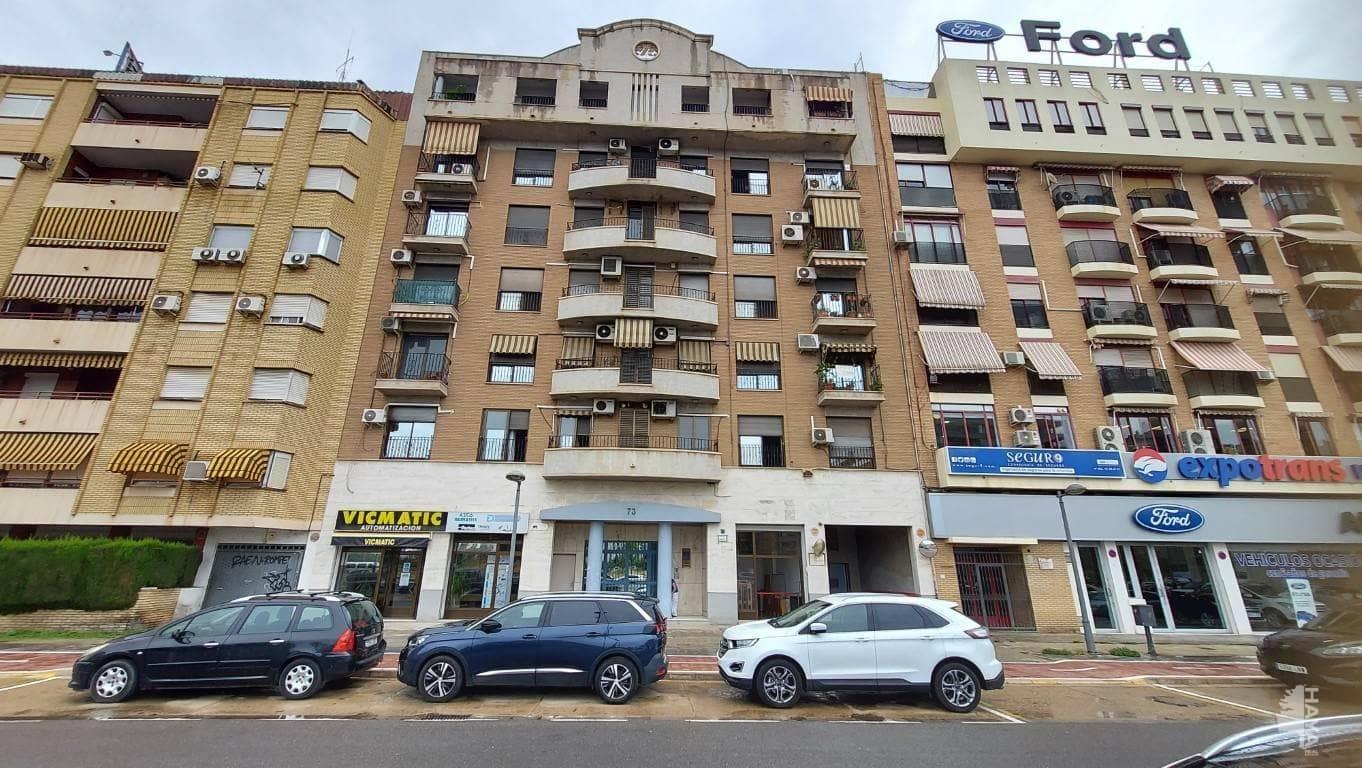 Piso en venta en Valencia, Valencia, Avenida Ausias March, 150.100 €, 3 habitaciones, 2 baños, 110 m2