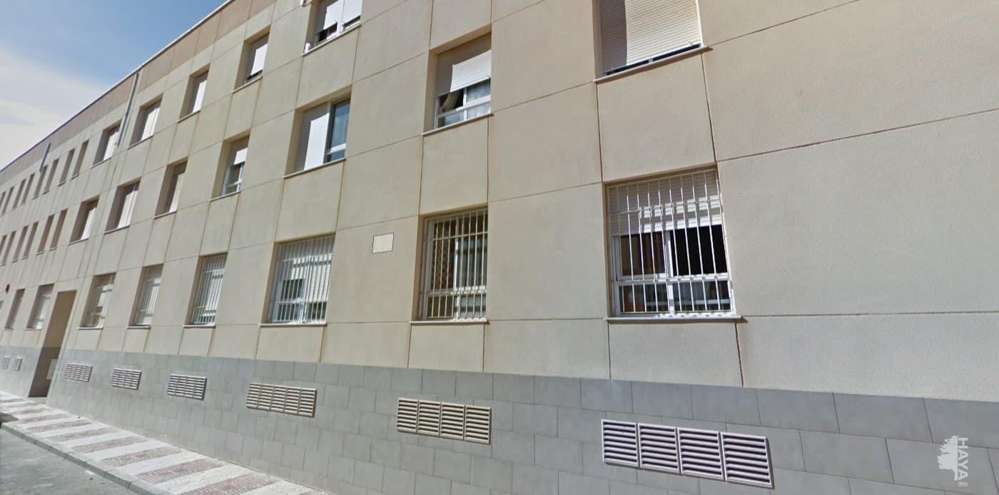 Piso en venta en Los Depósitos, Roquetas de Mar, Almería, Calle Ismael Merlo (r), 64.800 €, 3 habitaciones, 1 baño, 100 m2