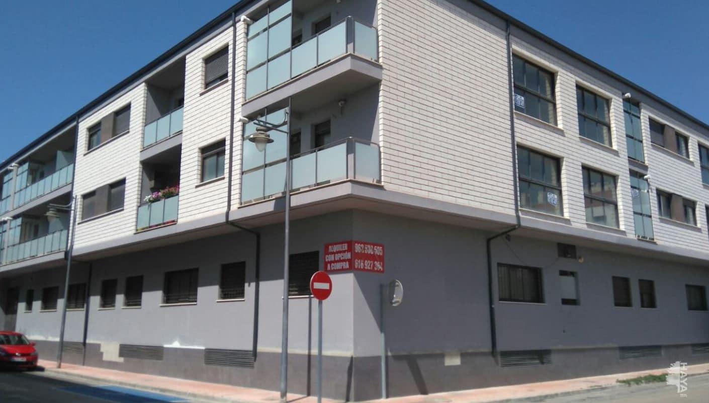 Piso en venta en Piso en Alginet, Valencia, 64.000 €, 2 habitaciones, 2 baños, 72 m2