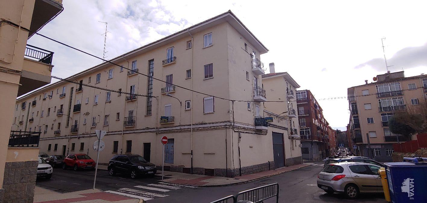Piso en venta en Ávila, Ávila, Calle Burgos, 59.250 €, 3 habitaciones, 1 baño, 79 m2