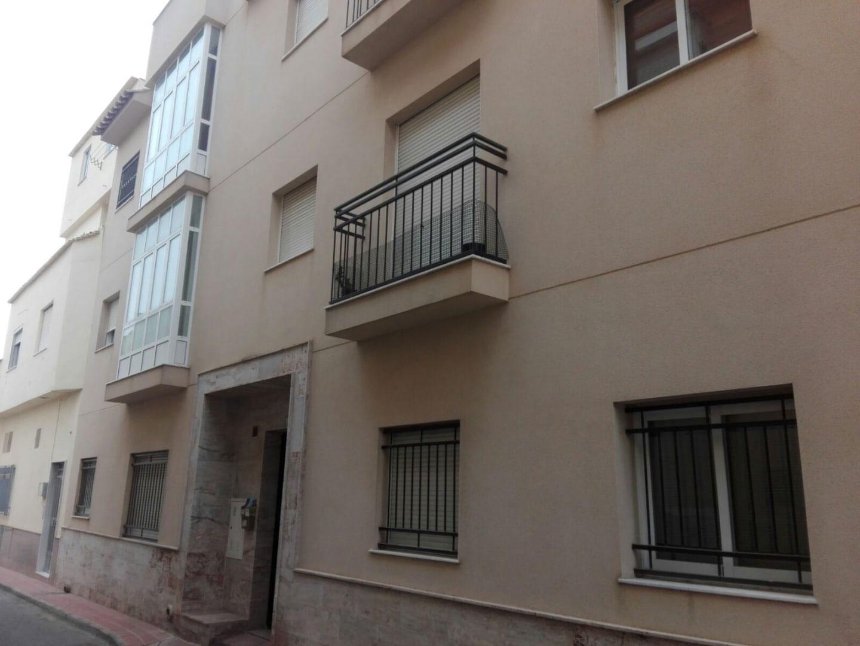 Piso en venta en Huércal-overa, Huércal-overa, Almería, Calle Cura Valera, 93.100 €, 2 habitaciones, 1 baño, 73 m2