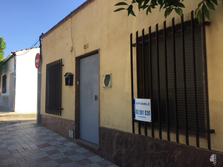 Casa en venta en La Carolina, Jaén, Calle Buenavista, 72.000 €, 3 habitaciones, 1 baño, 150 m2