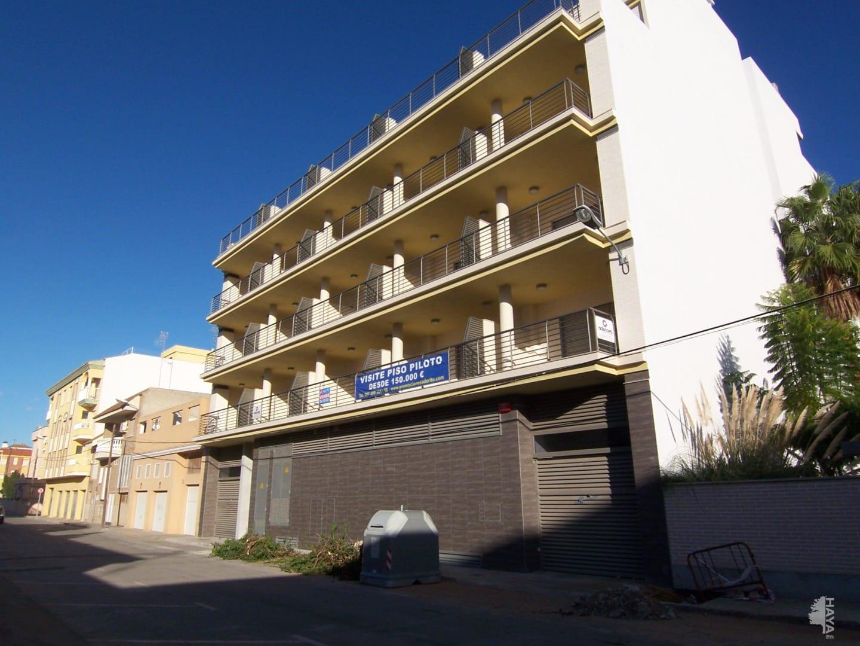 Piso en venta en El Grao, Moncofa, Castellón, Calle Almirante Cervera, 76.000 €, 2 habitaciones, 1 baño, 90 m2