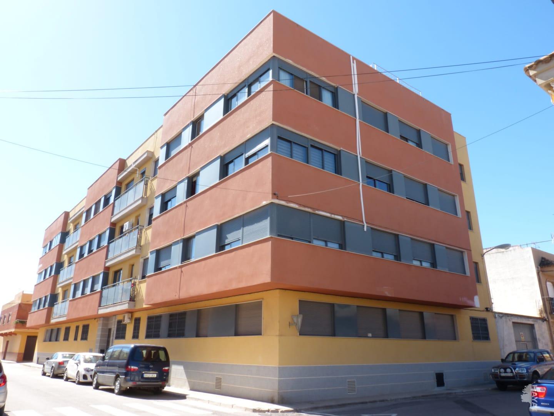 Piso en venta en El Grao, Moncofa, Castellón, Calle Maestro Serrano, 60.000 €, 3 habitaciones, 2 baños, 120 m2