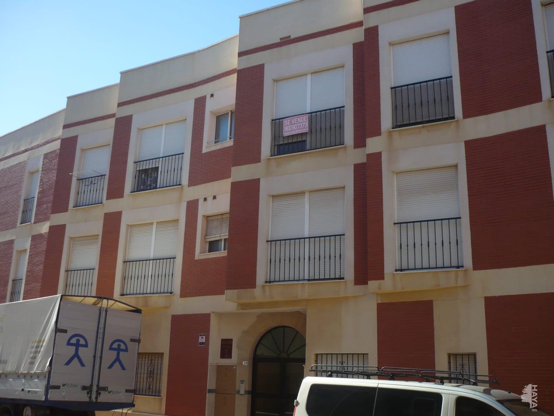 Piso en venta en Los Depósitos, Roquetas de Mar, Almería, Avenida Maria Guerrero, 50.000 €, 2 habitaciones, 1 baño, 65 m2