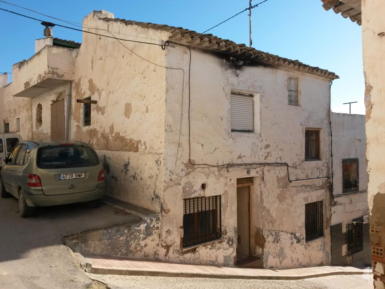 Casa en venta en La Estación, Sax, Alicante, Calle Carrera (la), 51.200 €, 3 habitaciones, 1 baño, 110 m2