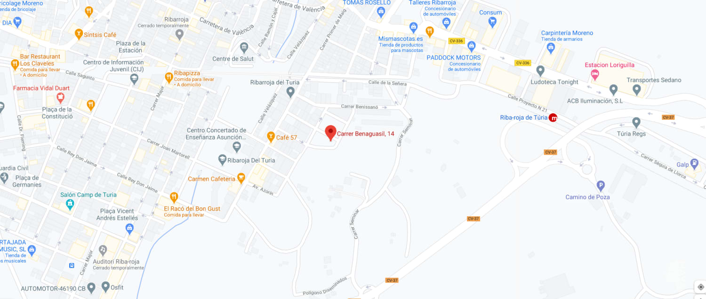 Suelo en venta en Suelo en Riba-roja de Túria, Valencia, 88.903 €, 175 m2