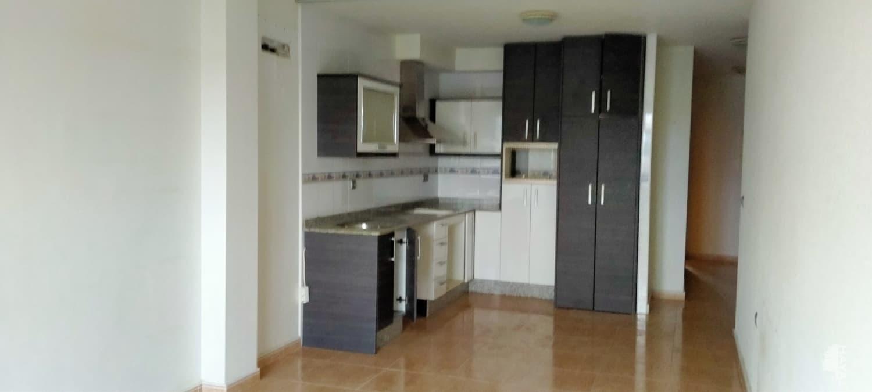 Piso en venta en Piso en Ceutí, Murcia, 49.700 €, 1 habitación, 1 baño, 100 m2