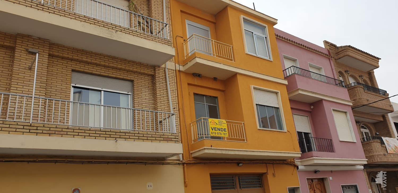 Piso en venta en Sollana, Sollana, Valencia, Calle Rey Don Jaime, 51.504 €, 3 habitaciones, 1 baño, 115 m2