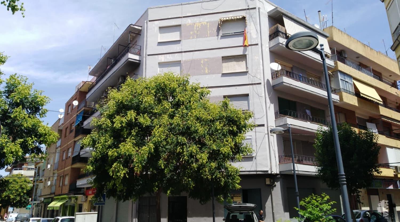 Piso en venta en Beas de Guadix, Granada, Calle Alvaro de Bazan, 104.000 €, 5 habitaciones, 1 baño, 121 m2
