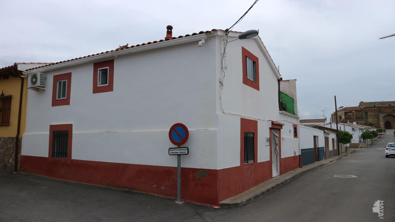 Casa en venta en Santiago del Campo, Cáceres, Avenida Virgen de Guadalupe, 67.363 €, 4 habitaciones, 1 baño, 135 m2