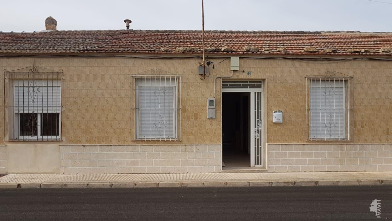 Casa en venta en Torre-pacheco, Murcia, Calle Francisco Garcia (gimena), 93.800 €, 3 habitaciones, 1 baño, 136 m2
