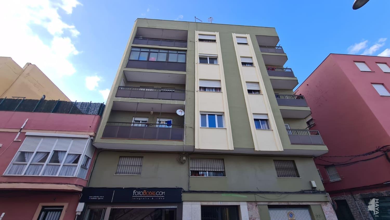 Piso en venta en San García, Algeciras, Cádiz, Calle Jacinto Benavente, 79.000 €, 3 habitaciones, 1 baño, 88 m2