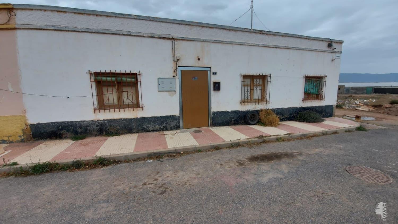 Casa en venta en Cortijos de Marín, Roquetas de Mar, Almería, Calle Alcobendas, 109.100 €, 3 habitaciones, 1 baño, 214 m2