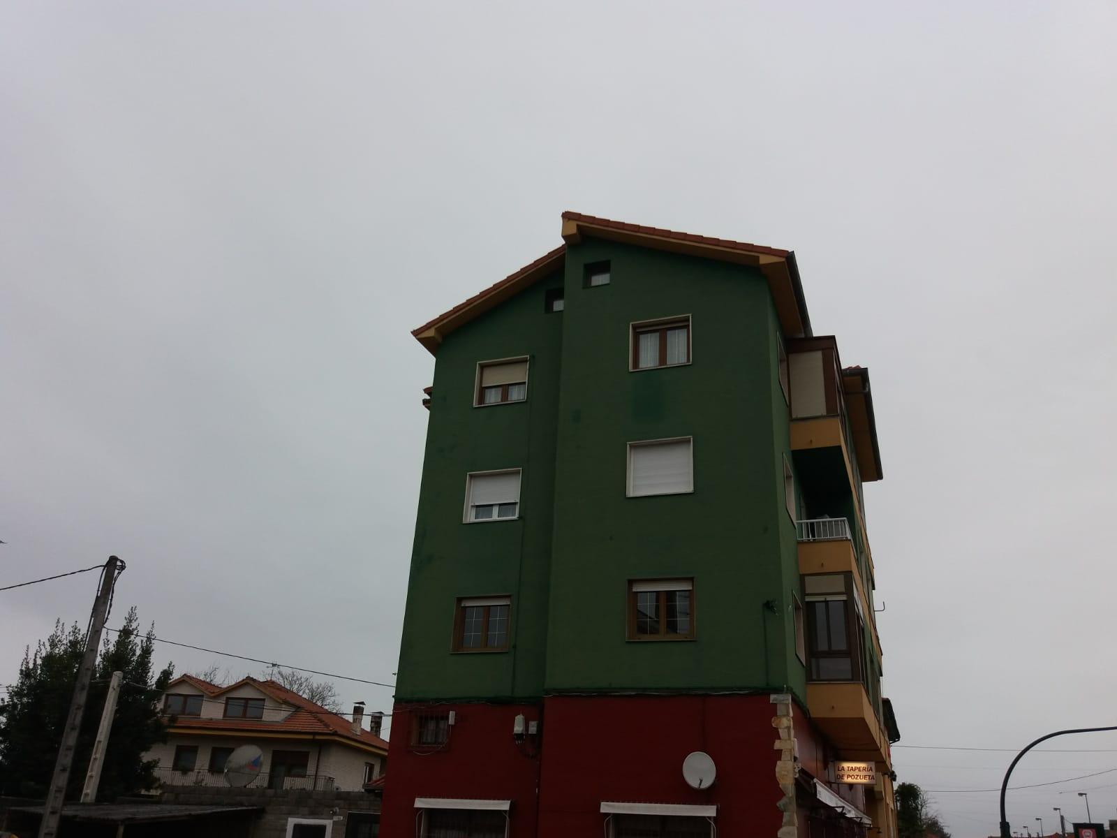 Piso en venta en Torrelavega, Cantabria, Calle , 121.000 €, 2 habitaciones, 1 baño, 93 m2