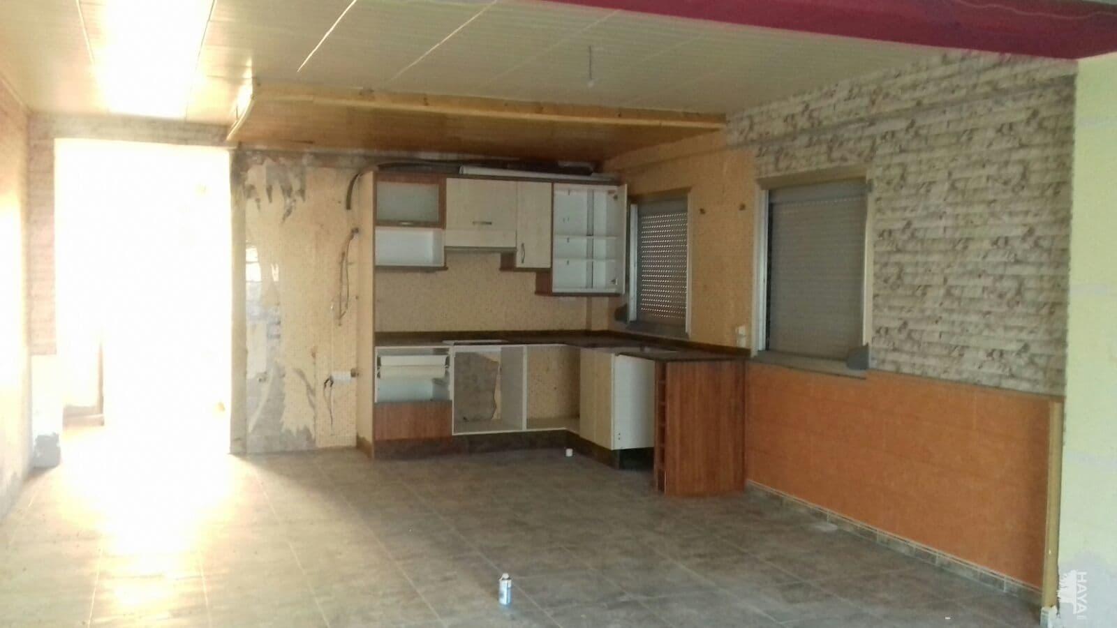 Piso en venta en Piso en Náquera, Valencia, 47.700 €, 3 habitaciones, 1 baño, 84 m2