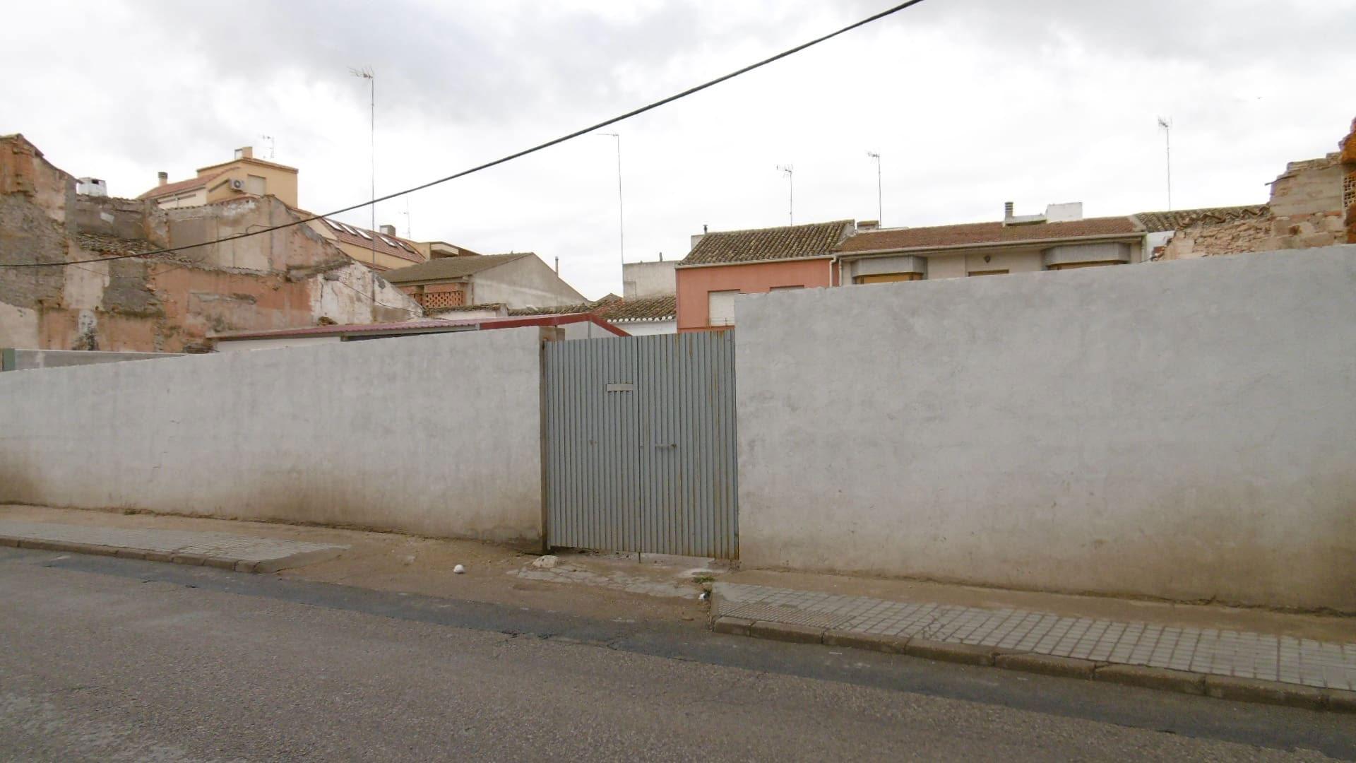 Suelo en venta en Suelo en la Roda, Albacete, 497.885 €, 450 m2