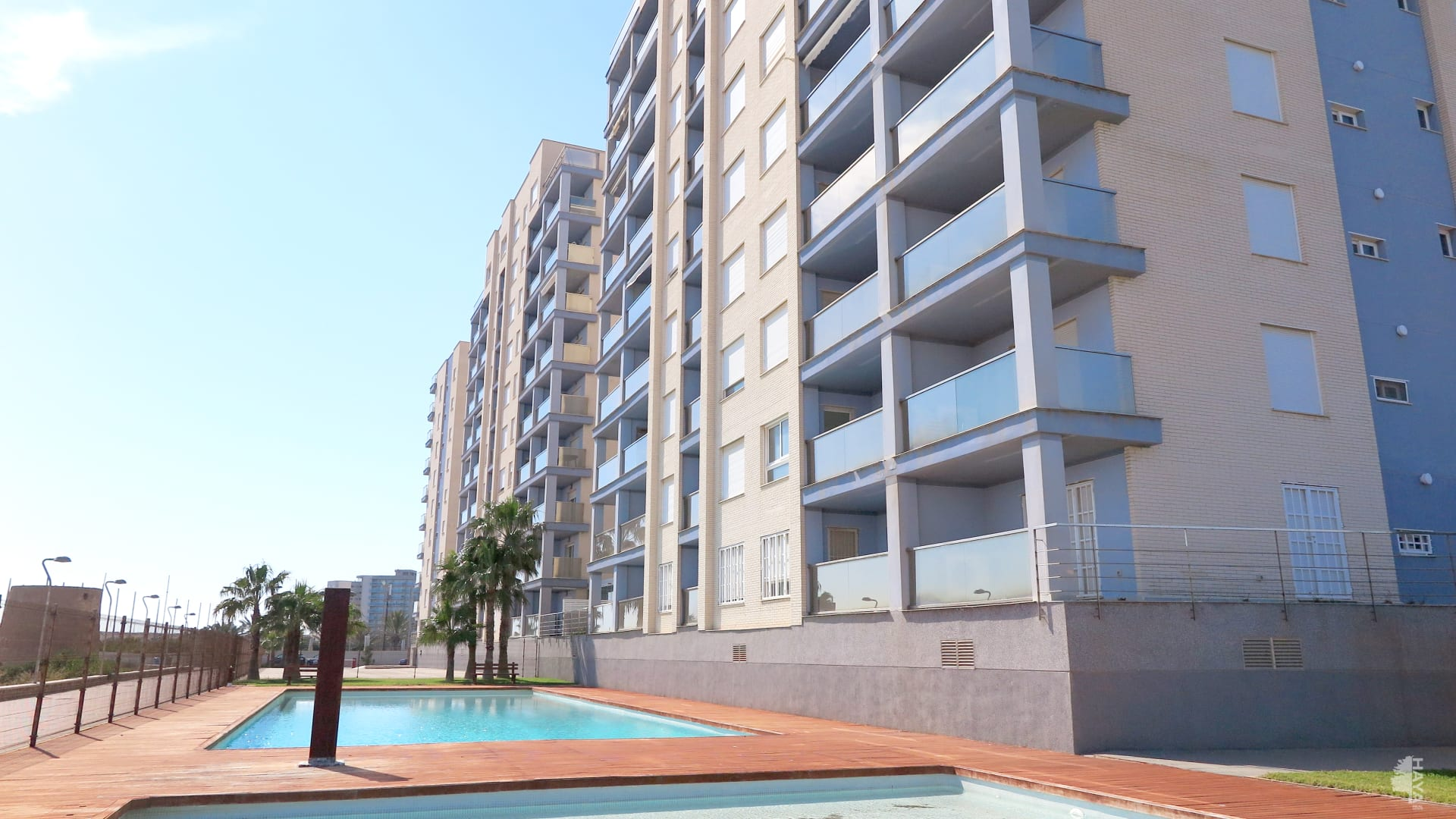 Piso en venta en Piso en San Javier, Murcia, 89.000 €, 2 habitaciones, 2 baños, 63 m2, Garaje