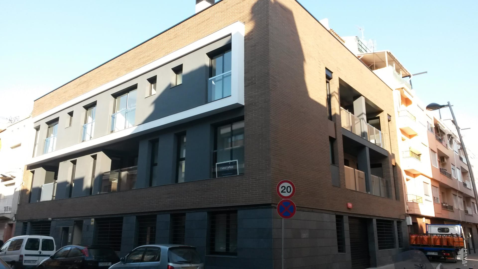 Oficina en venta en La Llagosta, Barcelona, Calle Sant Francesc, 205.200 €, 88 m2