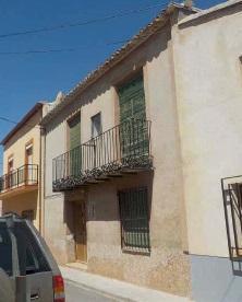 Casa en venta en Casa en Moral de Calatrava, Ciudad Real, 25.100 €, 183 m2