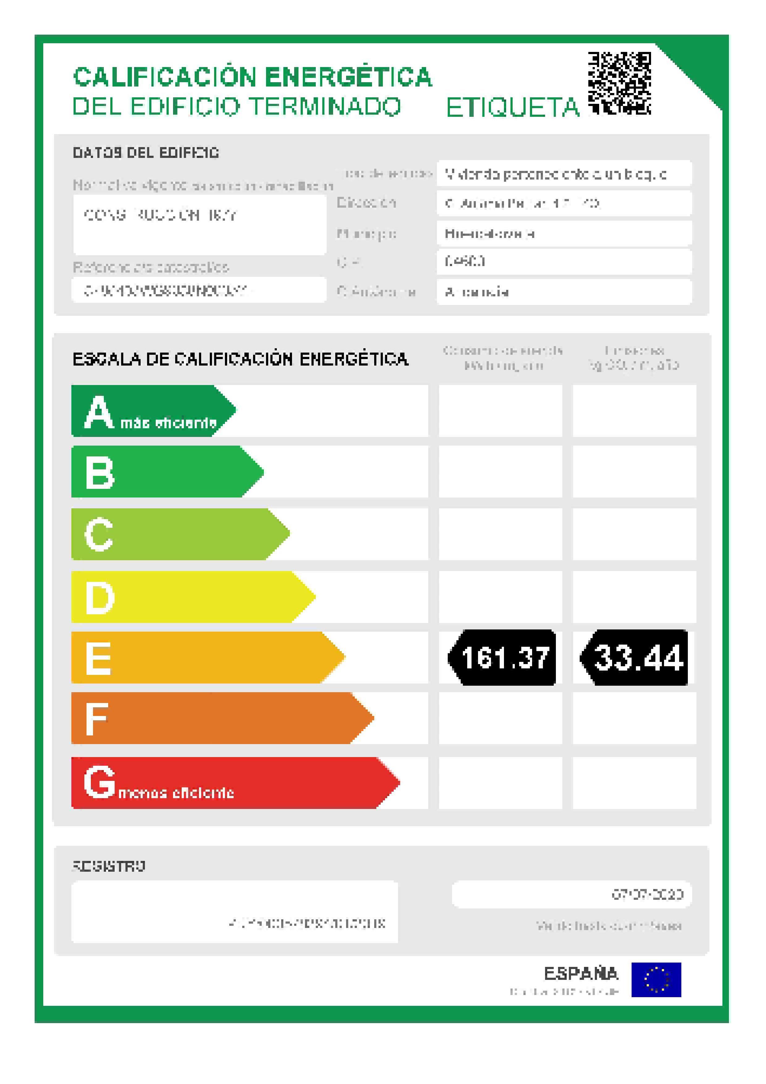 Piso en venta en Piso en Huércal-overa, Almería, 60.000 €, 3 habitaciones, 1 baño, 93 m2