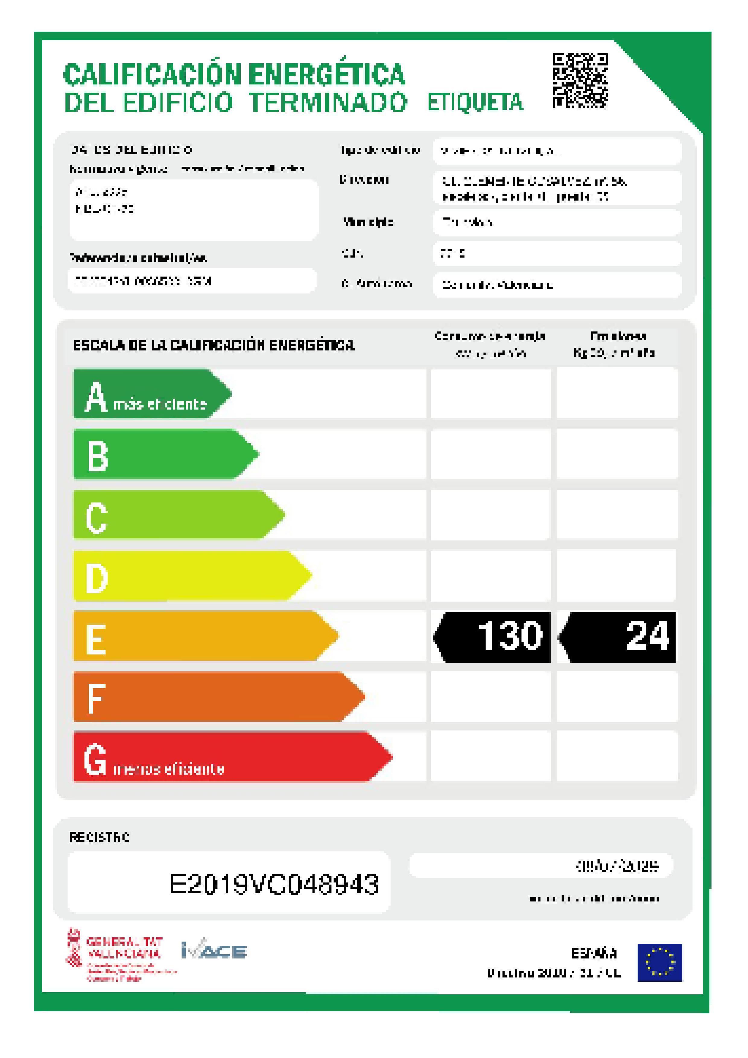Piso en venta en Piso en Torrevieja, Alicante, 60.000 €, 2 habitaciones, 1 baño, 71 m2