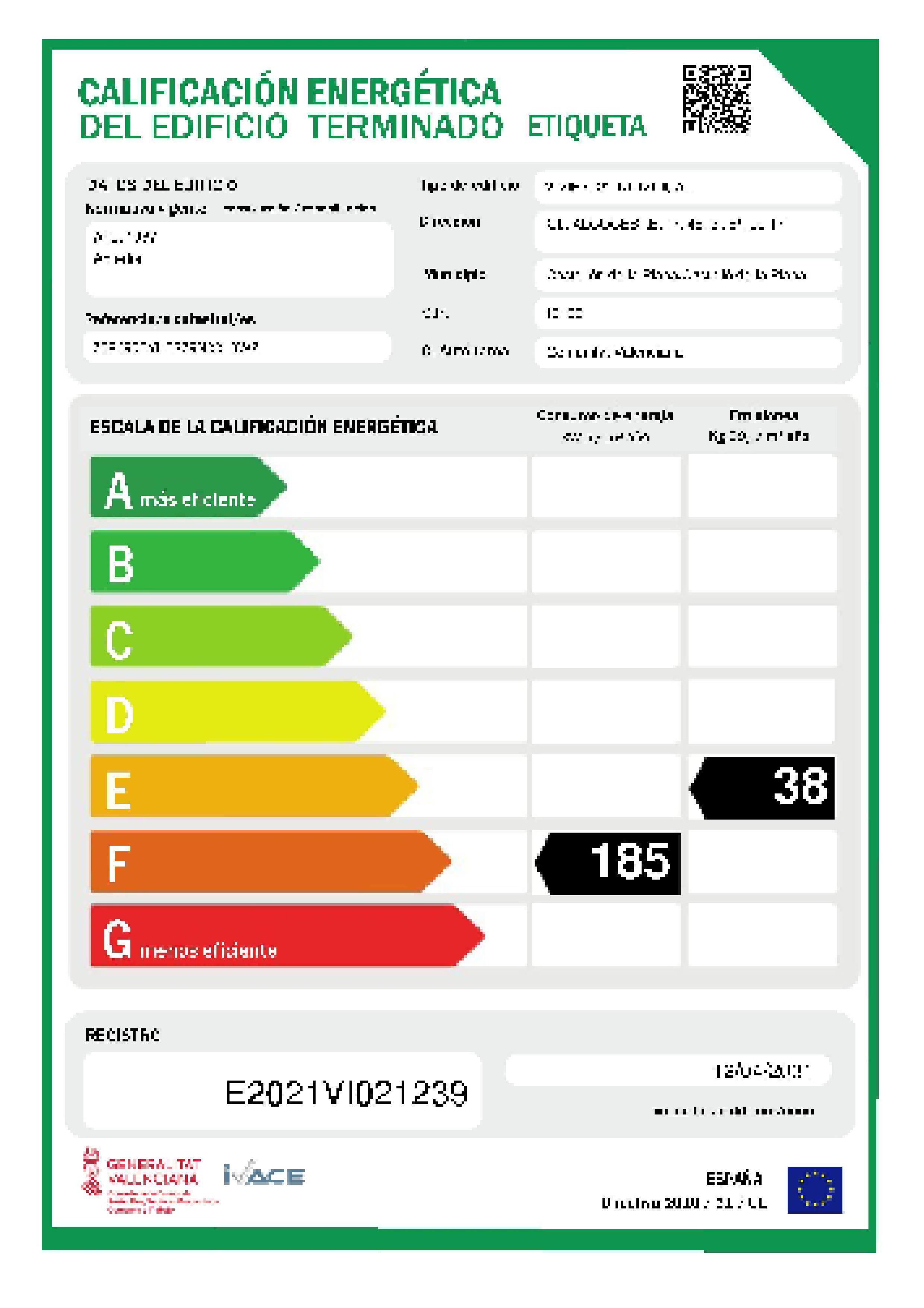 Piso en venta en Piso en Castellón de la Plana/castelló de la Plana, Castellón, 39.000 €, 3 habitaciones, 2 baños, 83 m2