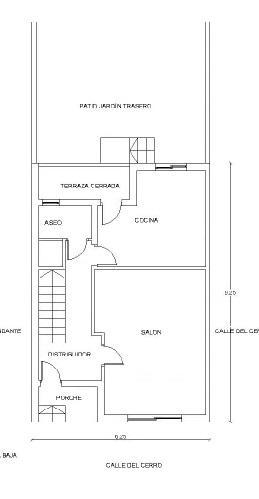 Casa en venta en Casa en Santa Ana de Pusa, Toledo, 28.000 €, 3 habitaciones, 111 m2