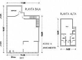 Local en venta en Local en Madrid, Madrid, 640.300 €, 213 m2