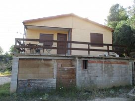 Casa en venta en La Fresneda, Teruel, Paraje Mas Den Bos, 47.500 €, 3 habitaciones, 1 baño, 182 m2