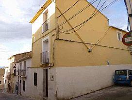Casa en venta en Onil, Onil, Alicante, Calle Tormito, 29.300 €, 6 habitaciones, 1 baño, 148 m2