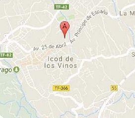 Suelo en venta en Suelo en Icod de los Vinos, Santa Cruz de Tenerife, 94.900 €, 225 m2