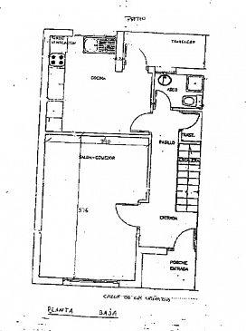 Casa en venta en Casa en Santa Ana de Pusa, Toledo, 34.700 €, 3 habitaciones, 111 m2
