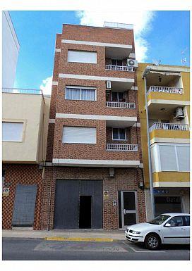Piso en venta en Piso en Aielo de Malferit, Valencia, 51.700 €, 3 habitaciones, 1 baño, 112 m2