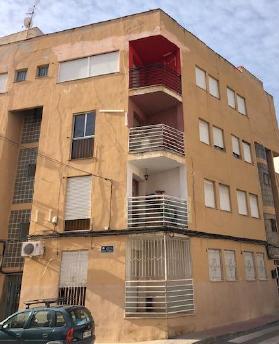 Piso en venta en Algaida, Archena, Murcia, Calle Maestro Miguel Hernandez, 33.800 €, 3 habitaciones, 2 baños, 121 m2
