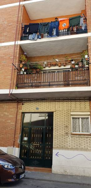 Piso en venta en Piso en San Martín de Valdeiglesias, Madrid, 68.000 €, 3 habitaciones, 1 baño, 77 m2