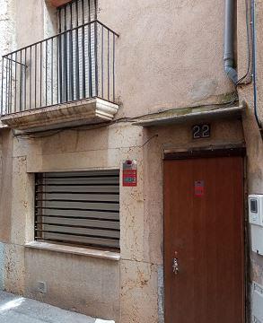 Casa en venta en Ulldecona, Tarragona, Calle Moncada, 39.000 €, 2 habitaciones, 2 baños, 124 m2