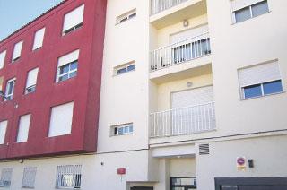 Piso en venta en Grupo del Perpetuo Socorro, Castellnovo, Castellón, Avenida Villarreal, 52.530 €, 1 habitación, 2 baños, 113 m2