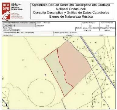 Suelo en venta en Suelo en Dima, Vizcaya, 153.666 €, 119170 m2