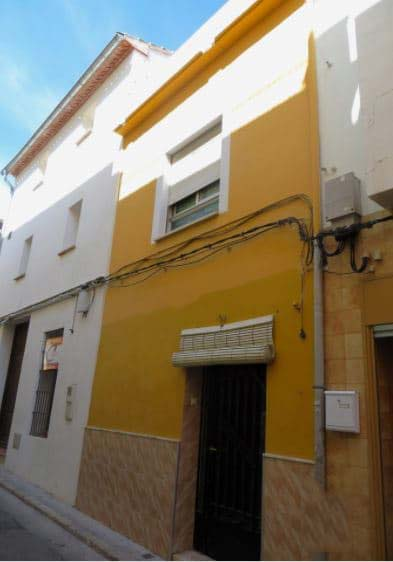 Casa en venta en Pego, Alicante, Calle Sant Francesc Xavier, 56.100 €, 4 habitaciones, 2 baños, 134 m2