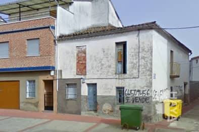 Piso en venta en Montehermoso, Cáceres, Calle Bravo Murillo, 53.750 €, 1 baño, 176 m2