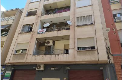 Piso en venta en Gandia, Valencia, Calle Joan Ramon Jimenez, 53.763 €, 3 habitaciones, 1 baño, 93 m2
