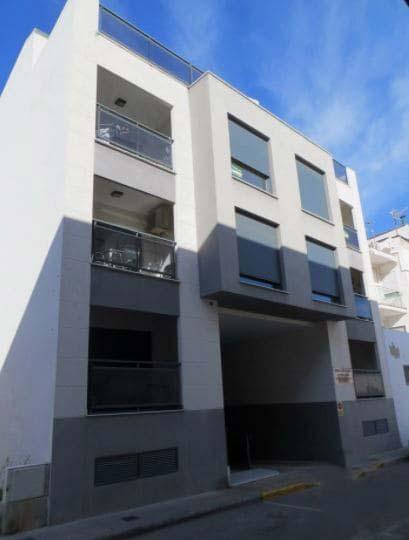 Piso en venta en Pego, Alicante, Calle Sant Antoni Abat, 63.600 €, 2 habitaciones, 2 baños, 106 m2