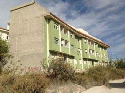 Piso en venta en Algaida, Archena, Murcia, Calle Julio Romero de Torres, 69.900 €, 3 habitaciones, 2 baños, 129 m2