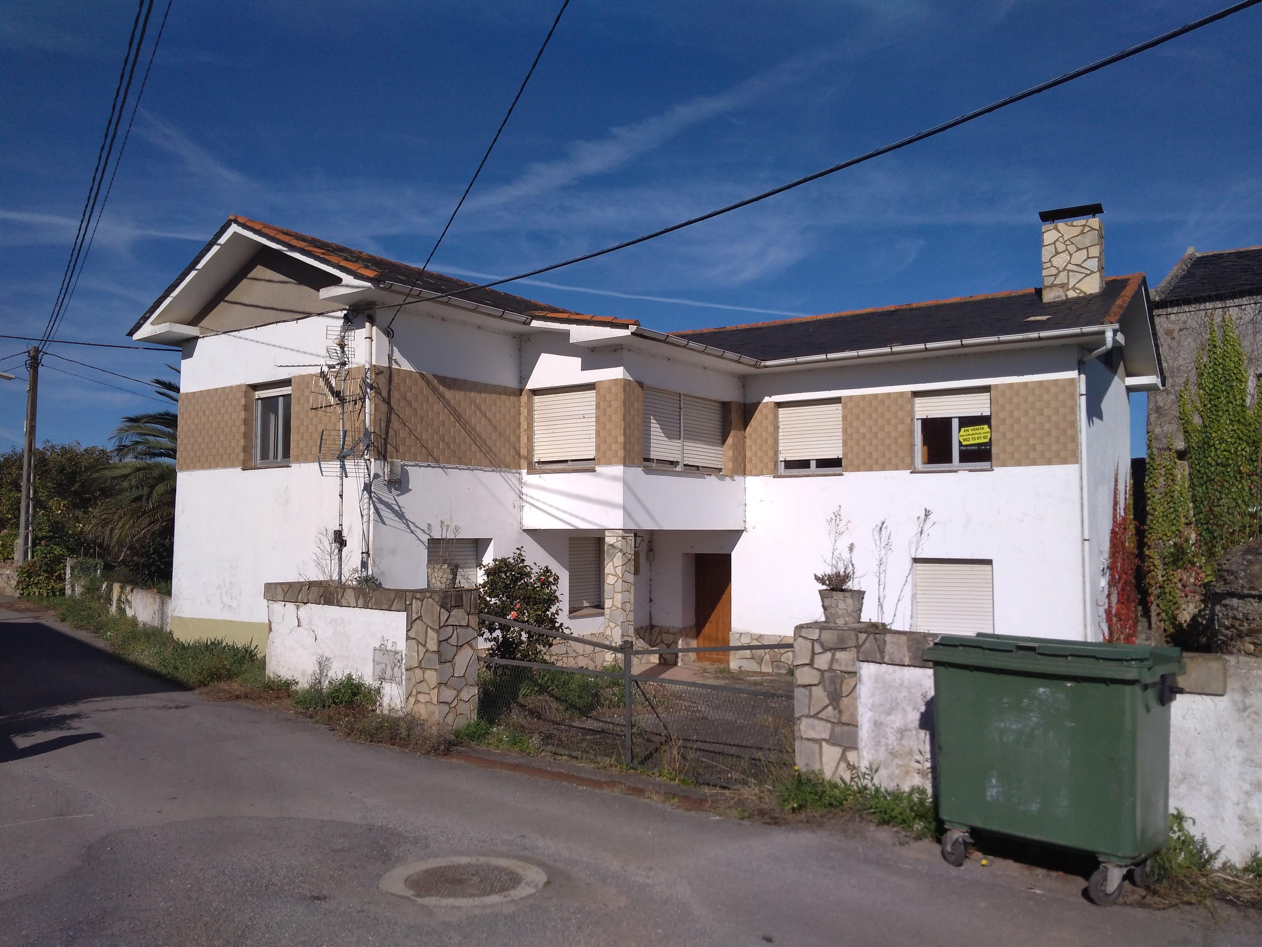 Casa en venta en Castropol, Asturias, Calle Casa Julian, 160.000 €, 5 habitaciones, 2 baños, 195 m2