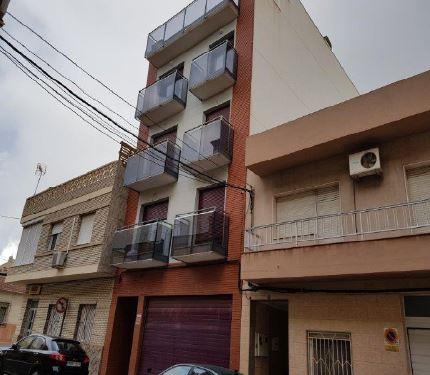 Piso en venta en Archena, Murcia, Calle Enrique Salas, 62.900 €, 129 m2