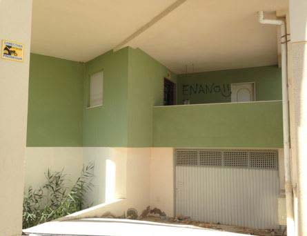 Piso en venta en Algaida, Archena, Murcia, Calle Julio Romero de Torres, 58.400 €, 2 habitaciones, 1 baño, 84 m2