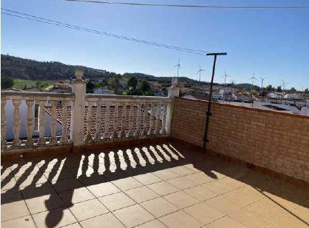 Piso en venta en Alosno, Huelva, Calle Castelar, 62.100 €, 3 habitaciones, 1 baño, 162 m2