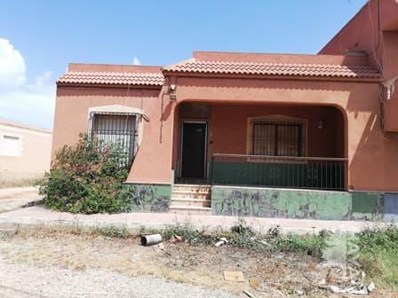 Casa en venta en Níjar, Almería, Carretera El Nazareno, 60.000 €, 3 habitaciones, 1 baño, 300 m2