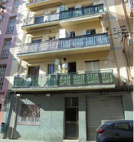 Piso en venta en Can Bruguera, Mataró, Barcelona, Calle Blai Parera, 79.700 €, 3 habitaciones, 1 baño, 81 m2